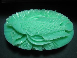Soap Carving Fish